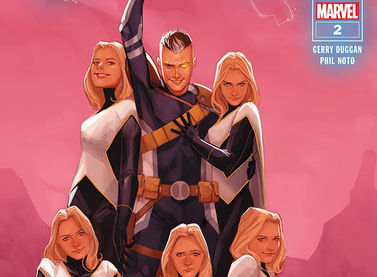 'Cable' #2 review: Phil Noto continues to be excellent
