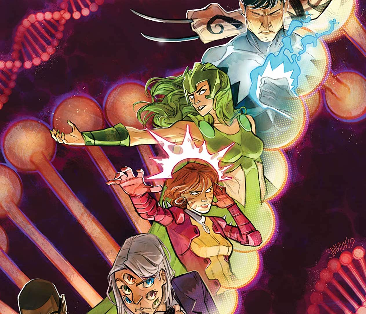 'X-Factor' #1 review