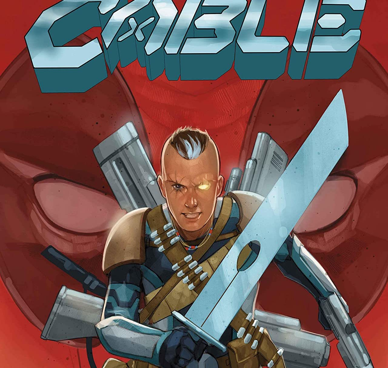 Marvel Comics teases the Light of Galador Sword in 'Cable' #3
