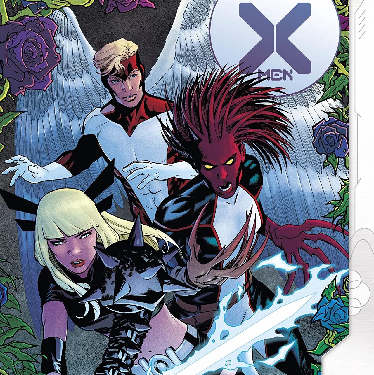 A properly sharpened X-Men tie-in series.