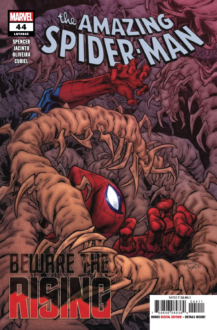 Marvel Preview: Amazing Spider-Man #44