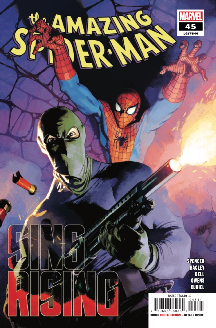 Marvel Preview: Amazing Spider-Man #45