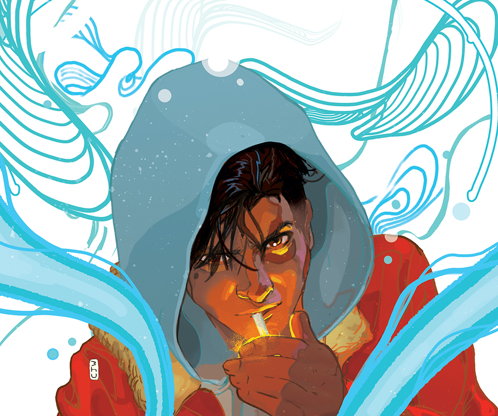 'Alienated' #4 review: An issue that shows true struggle and pain