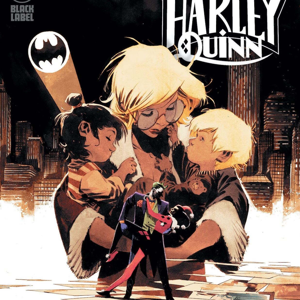 Batman: White Knight Presents Harley Quinn is set for release October 20, 2020.
