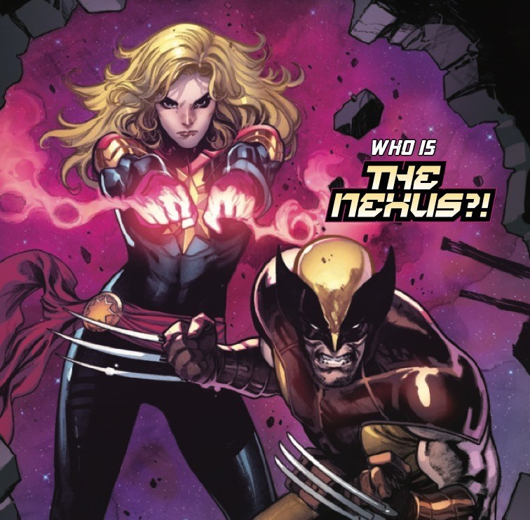'Captain Marvel' #17 review: Introducing new villain Nexus