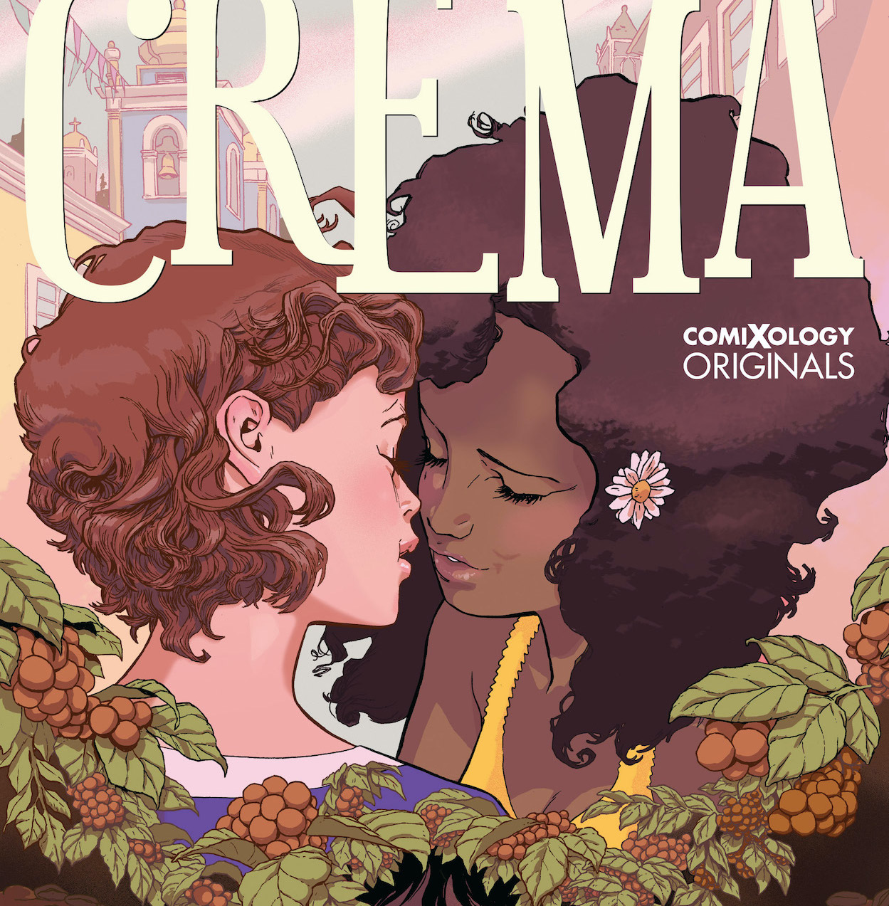'CREMA' offers a freshly-brewed romance story, but over pours