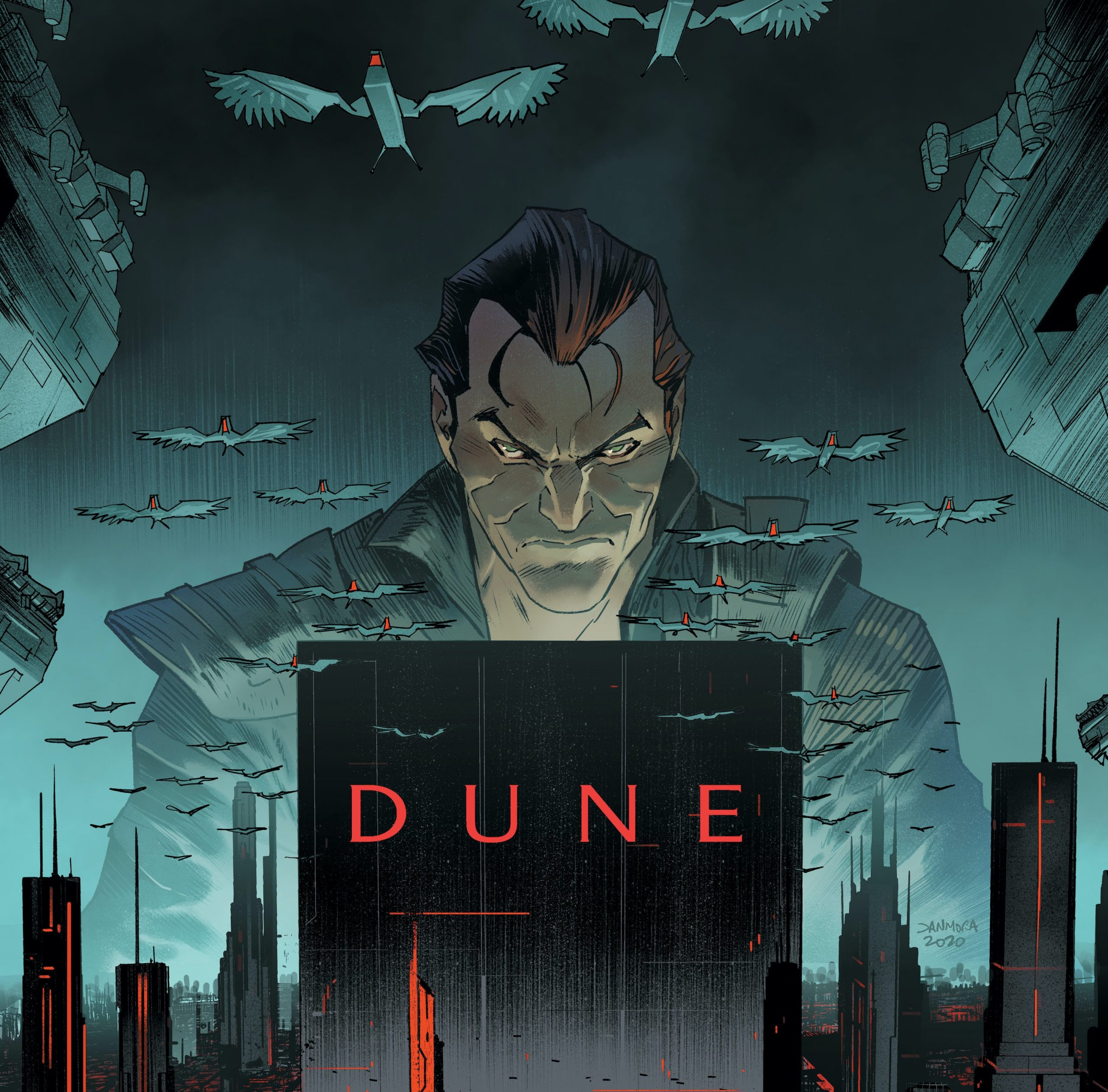 Dune: House Atreides is set to release this October.