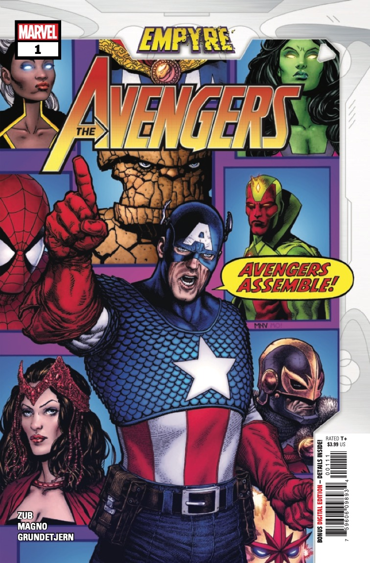 Marvel Preview: Empyre: Avengers #1