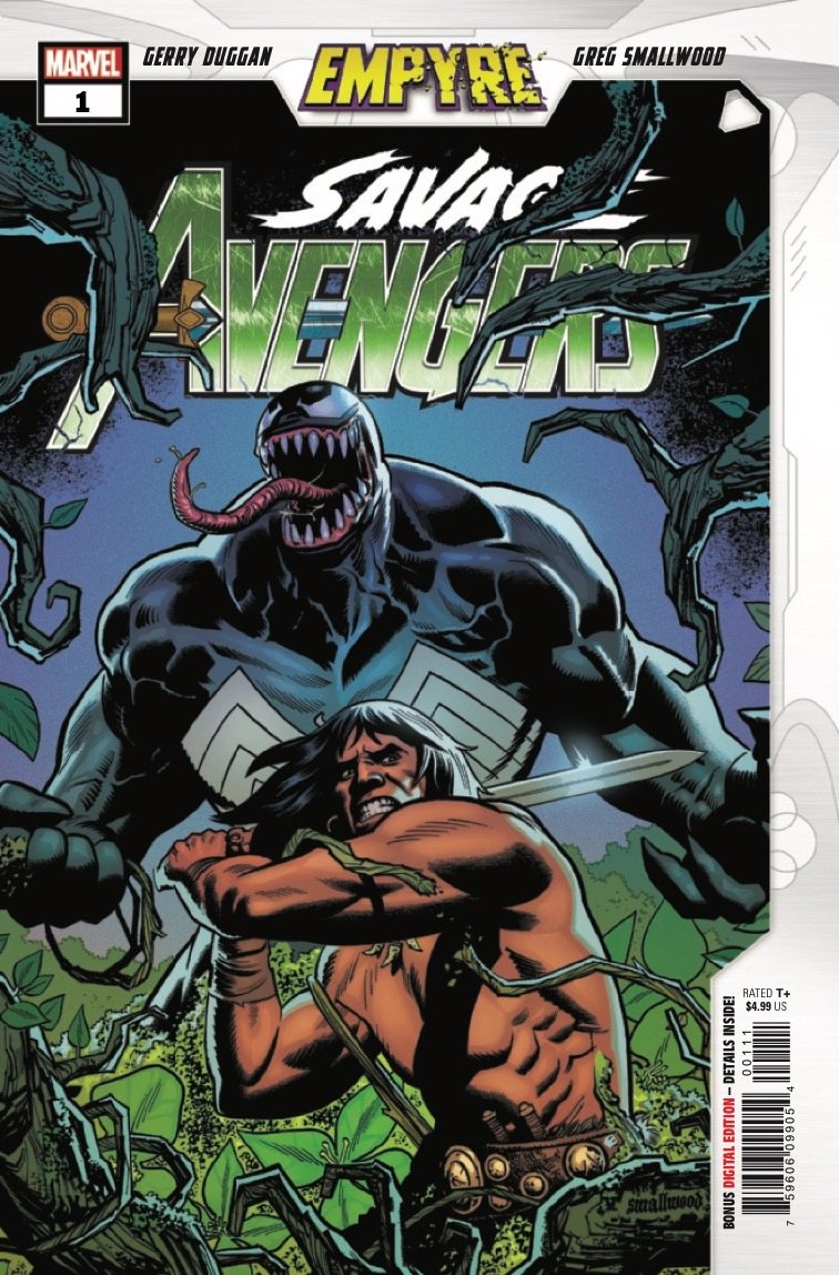 Marvel Preview: Empyre: Savage Avengers #1