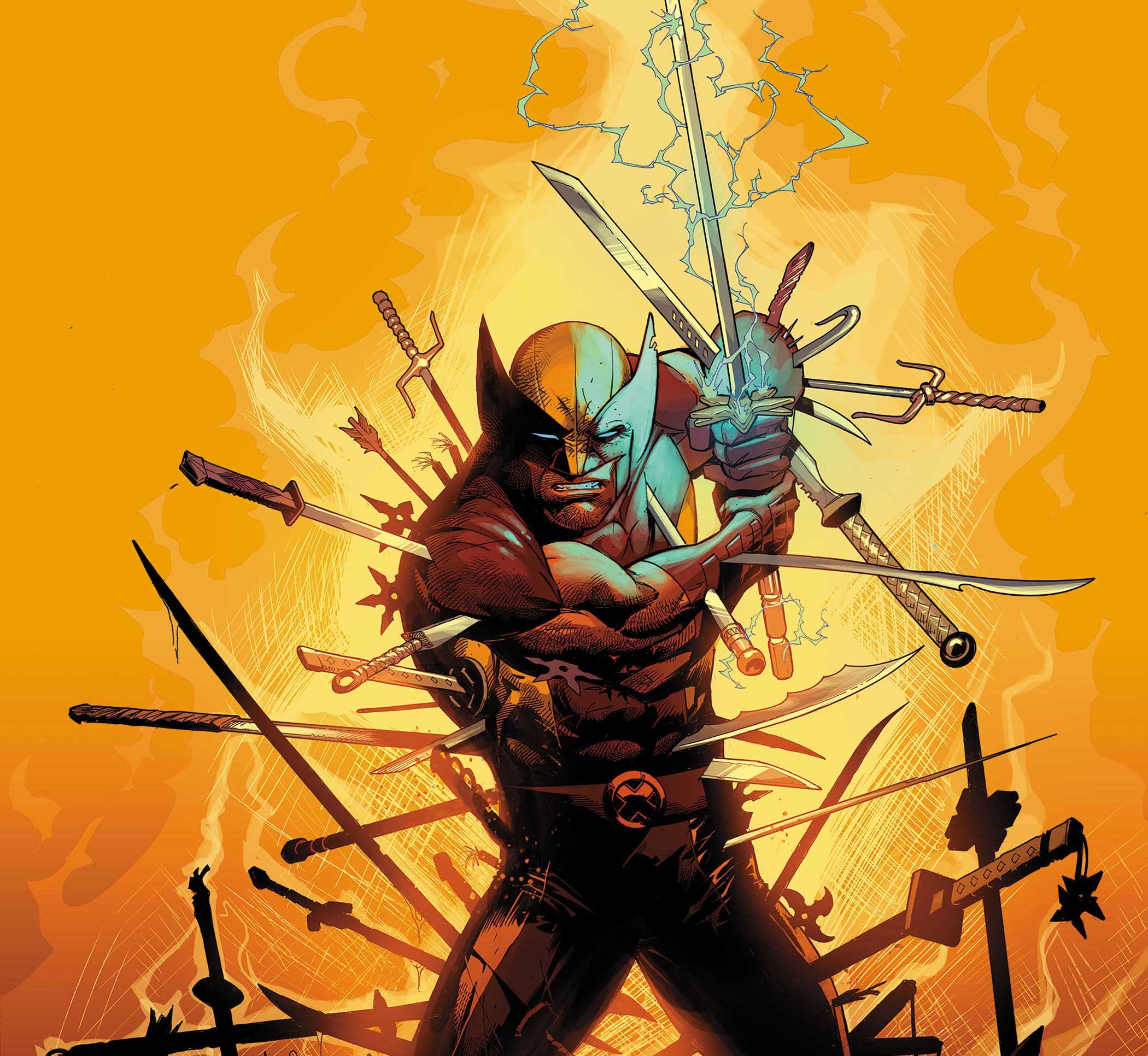 Marvel First Look: X of Swords Chapter 3 cover art revealed by Benjamin Percy