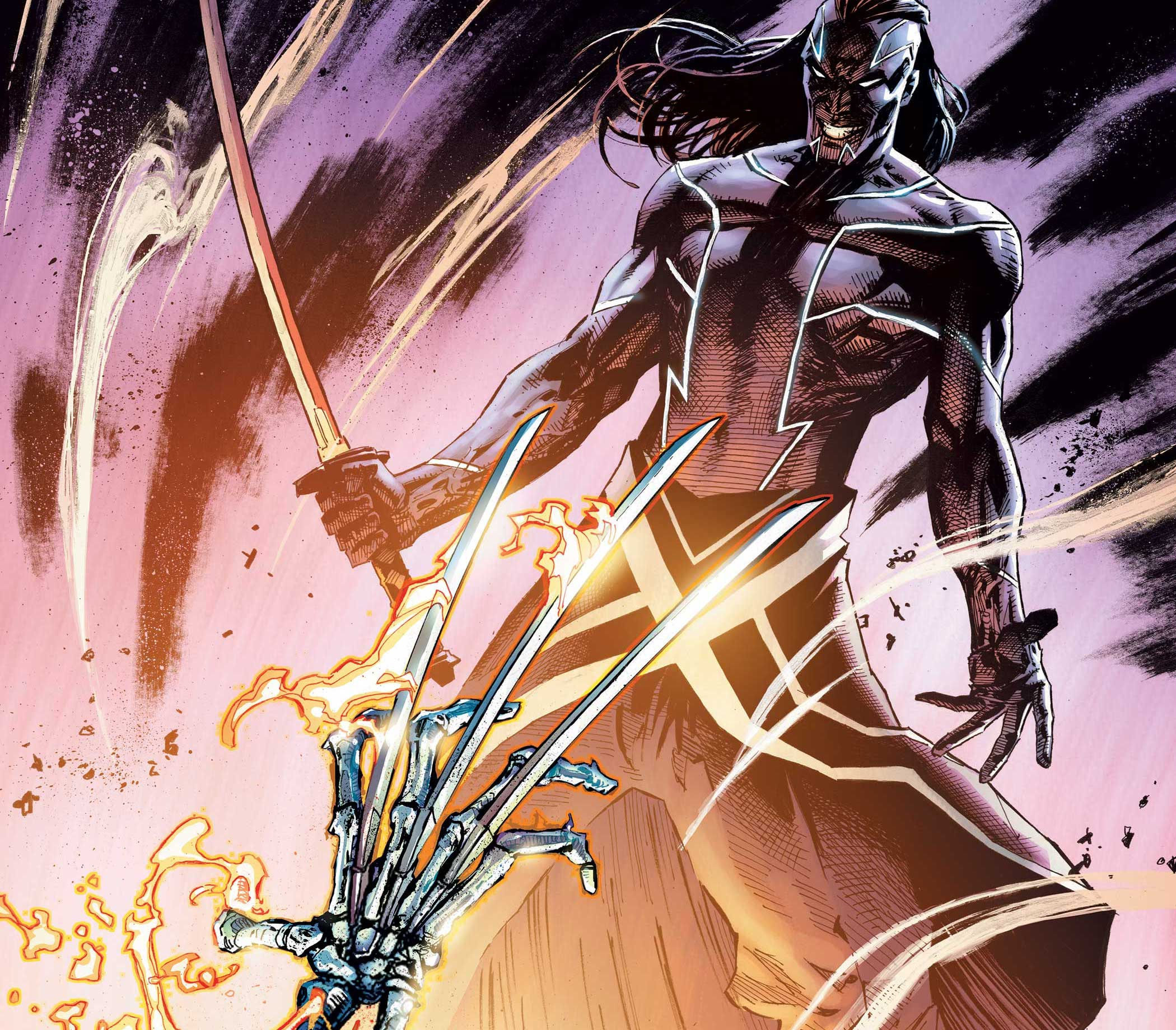 The fourth chapter in X of Swords will take place in X-Force #13.