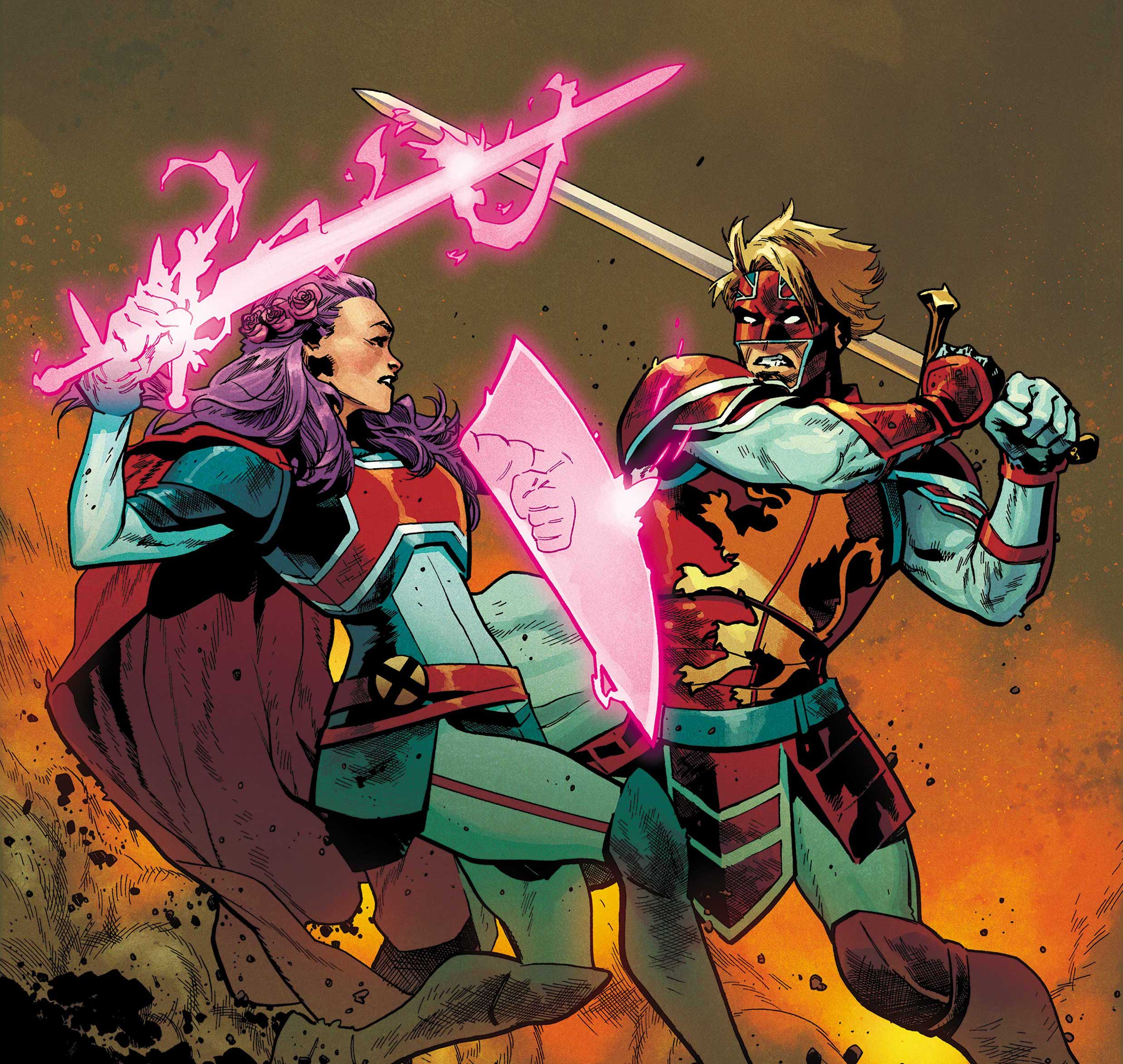 Marvel First Look: Excalibur #13 - X of Swords Chapter 9 revealed by Tini Howard