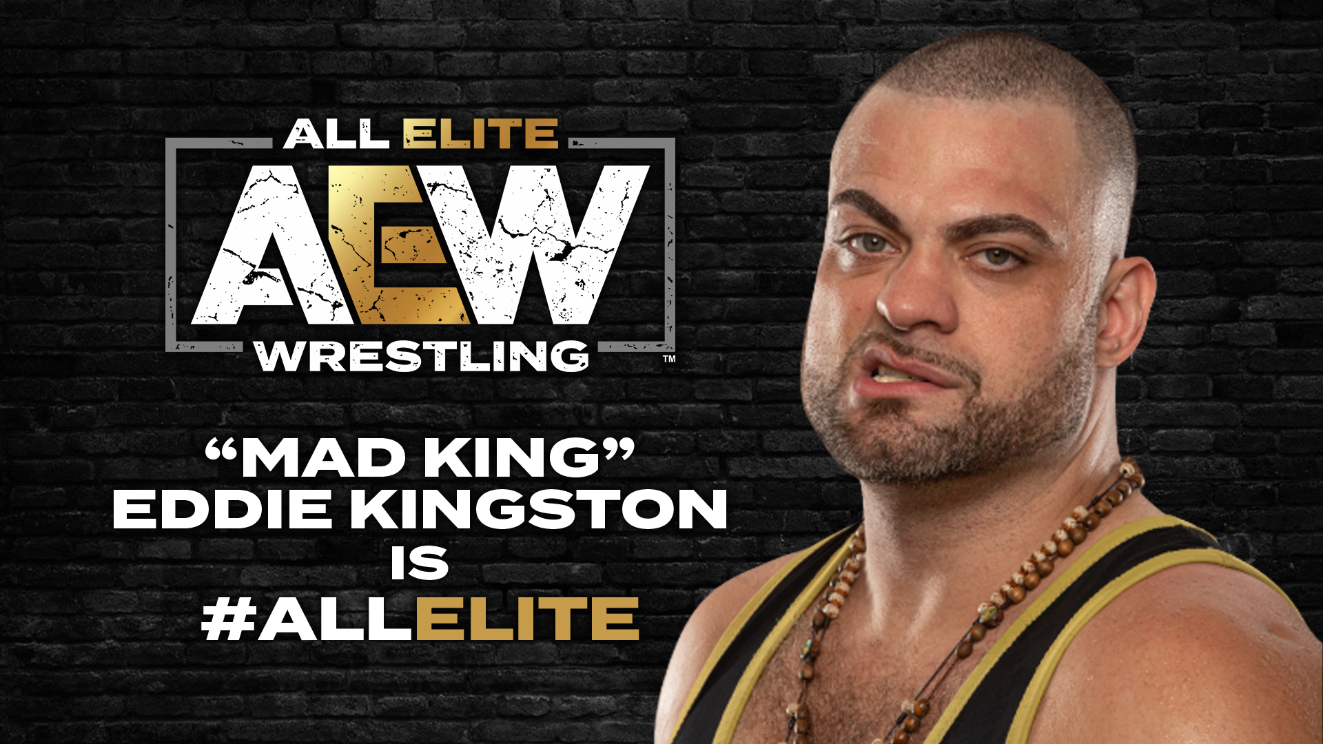 Eddie Kingston is All Elite