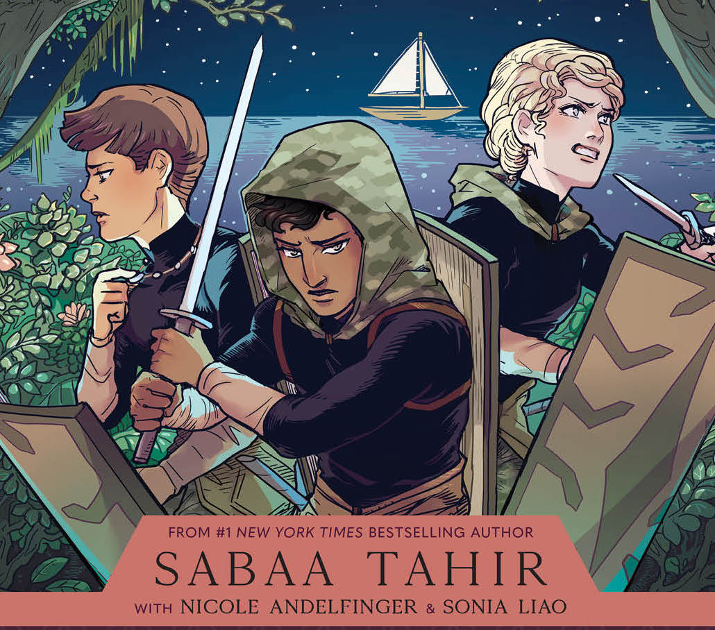 A Thief Among the Trees is an official prequel to the New York Times bestselling series of novels from creator Sabaa Tahir.