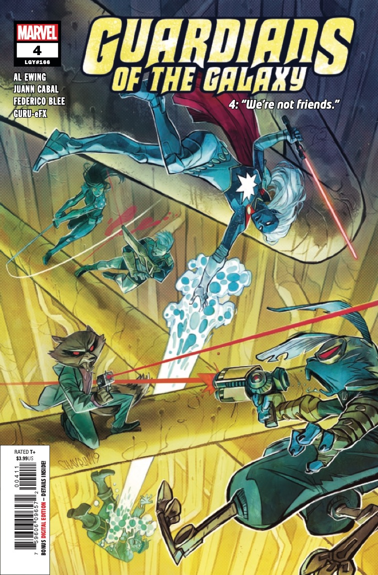 Marvel Preview: Guardians of the Galaxy #4