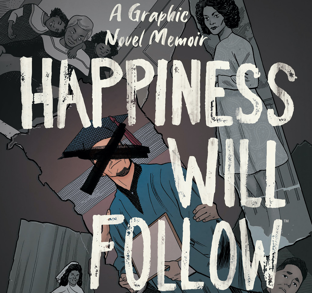 BOOM! Studios announces 'Happiness Will Follow' from Mike Hawthorne