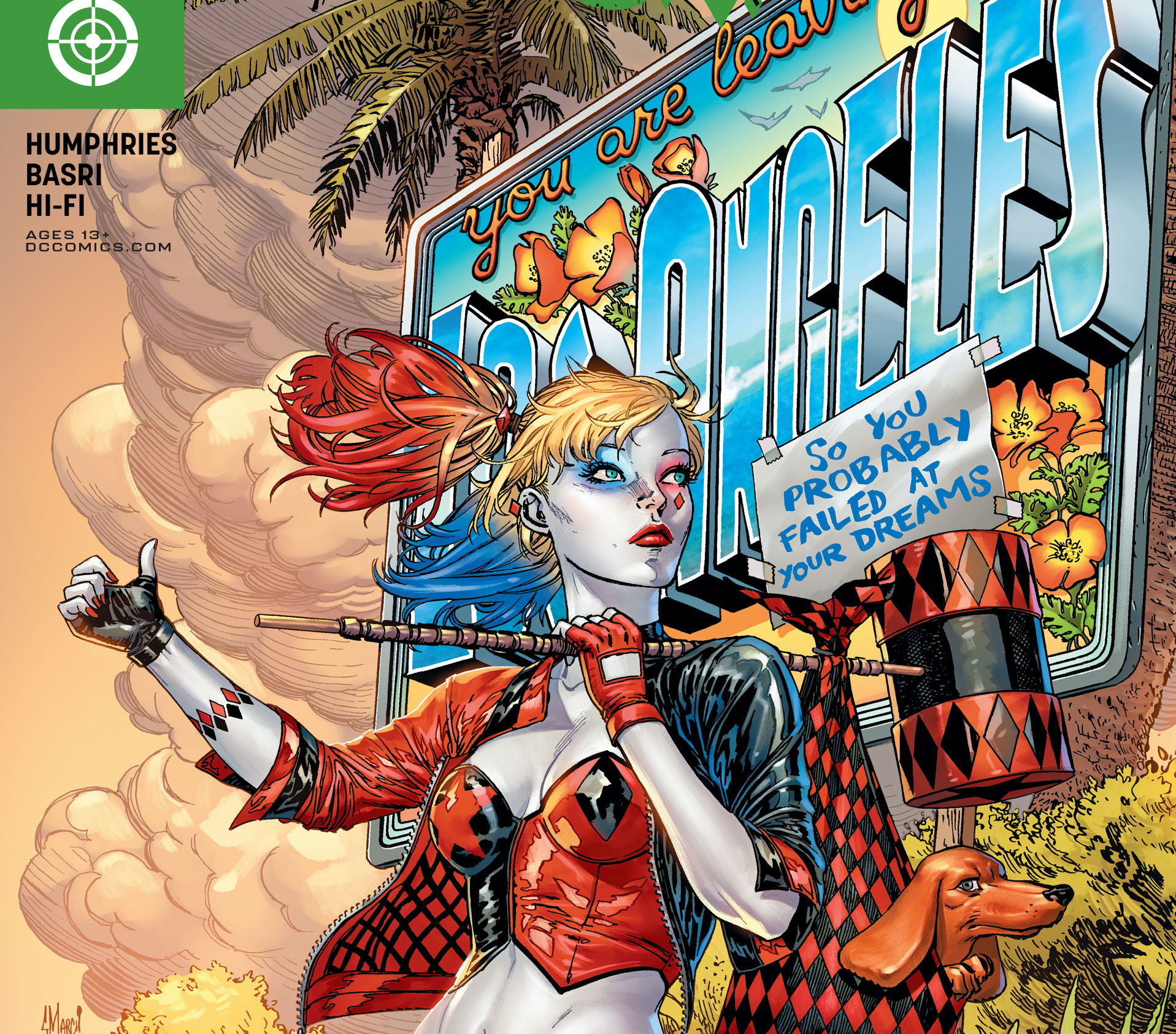 EXCLUSIVE DC Preview: Harley Quinn #74
