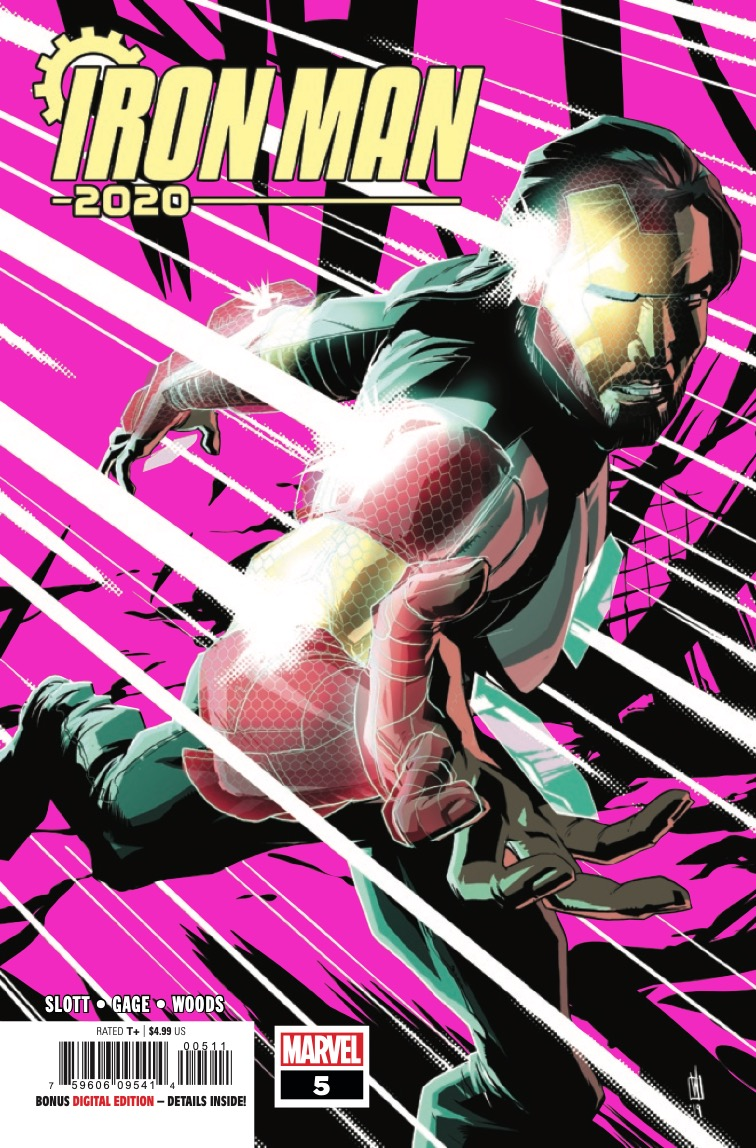 Marvel Preview: Iron Man 2020 #5