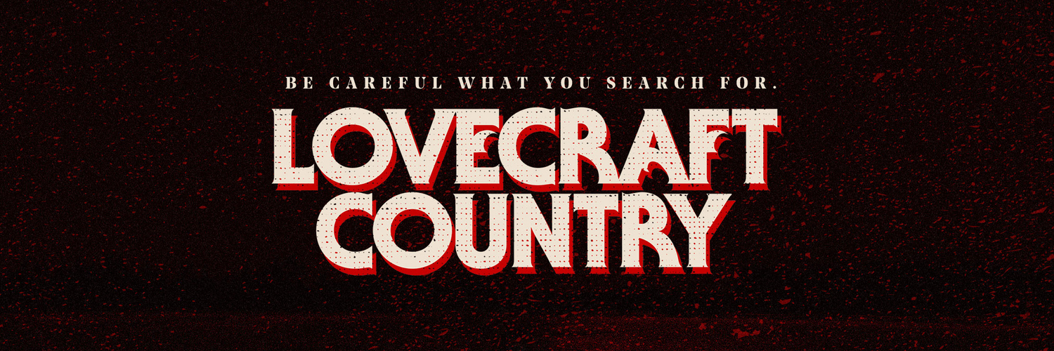 Lovecraft Country title card