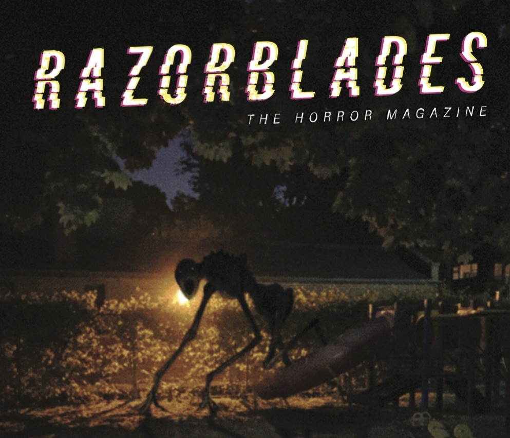 Razorblades is a pay-what-you-want digital horror anthology, available now.