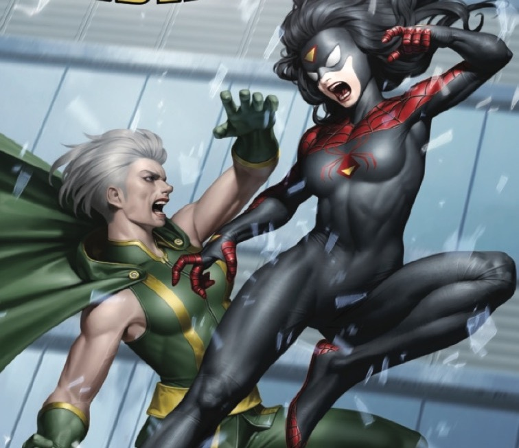 'Spider-Woman' #2 review