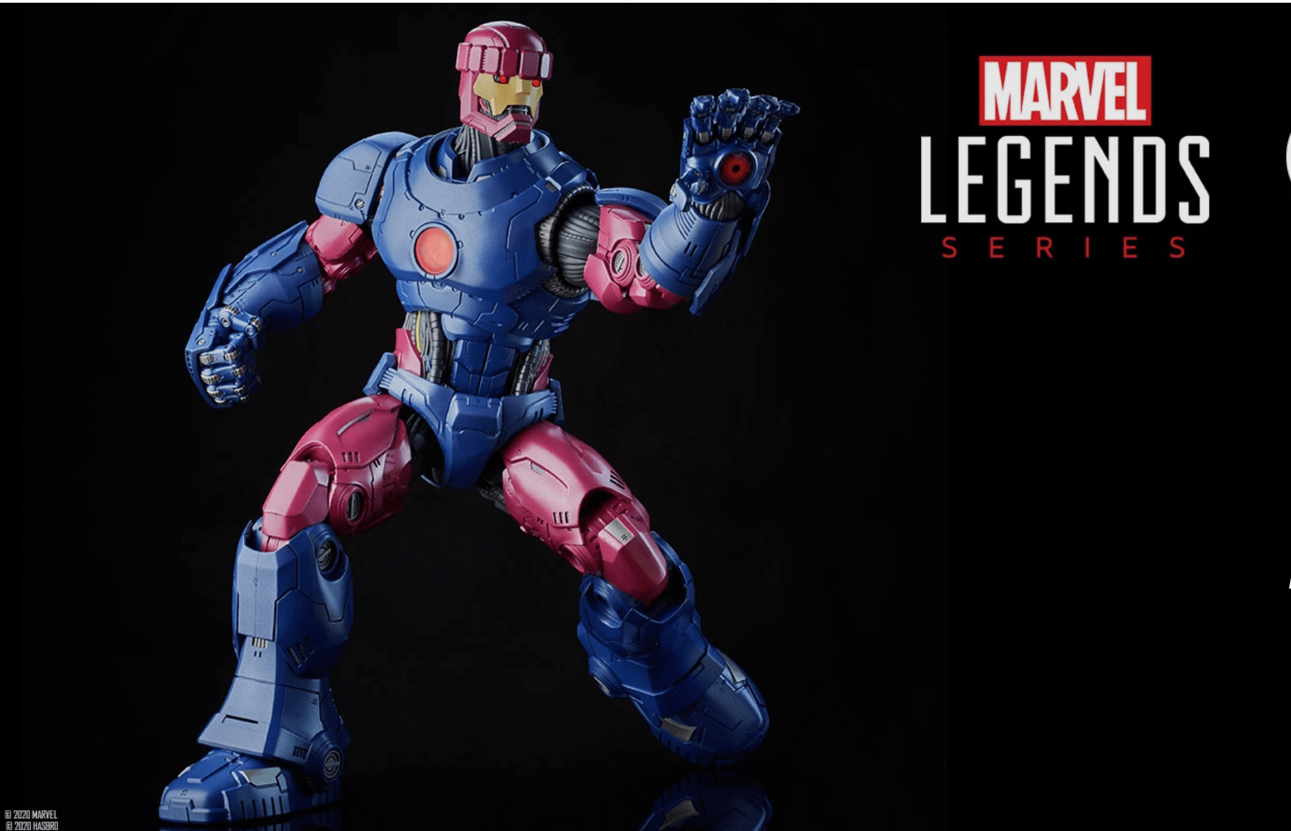 HasLab reveals final X-Men Sentinel tier: The Tri-Sentinel