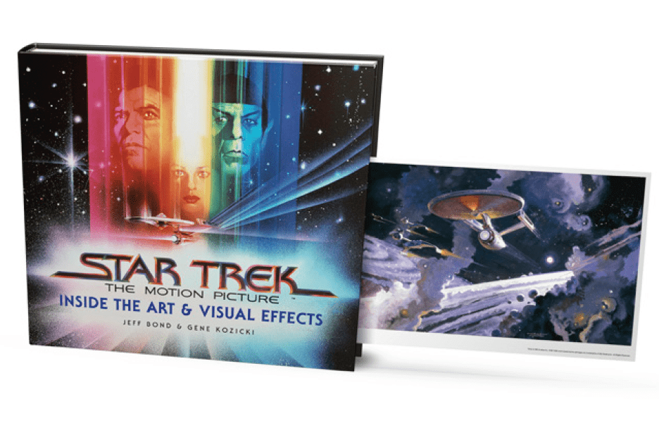 Titan Books has exclusives for Star Trek and Blade Runner 2049.