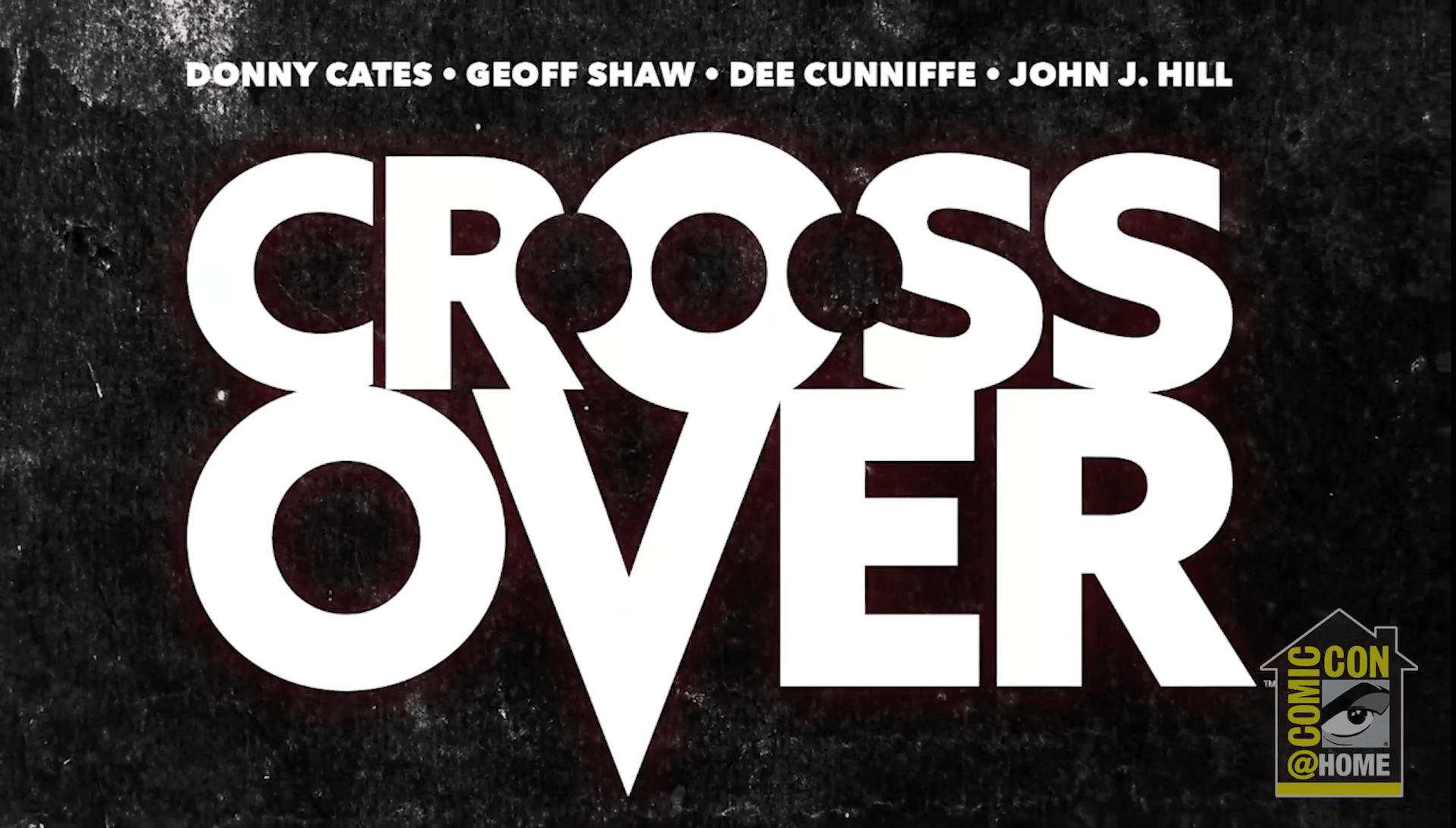 Donny Cates reveals details on upcoming series Crossover at Image Comics.