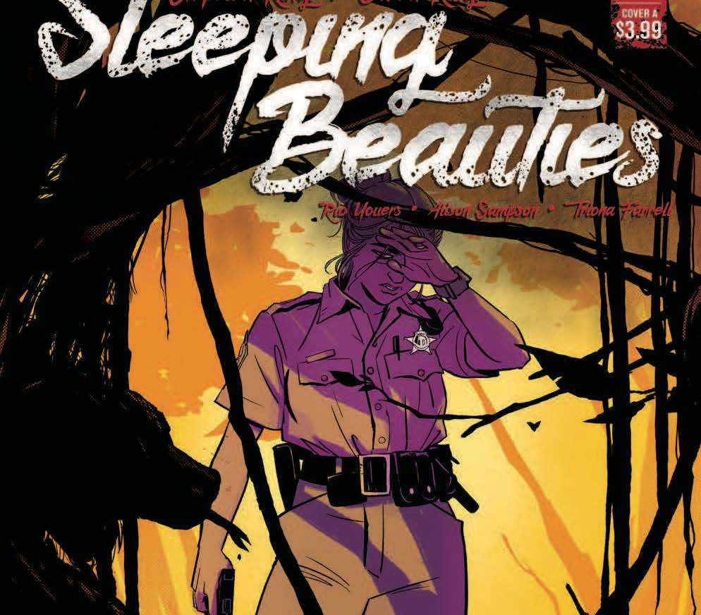 Sleeping Beauties #2 really picks up the story and character development.
