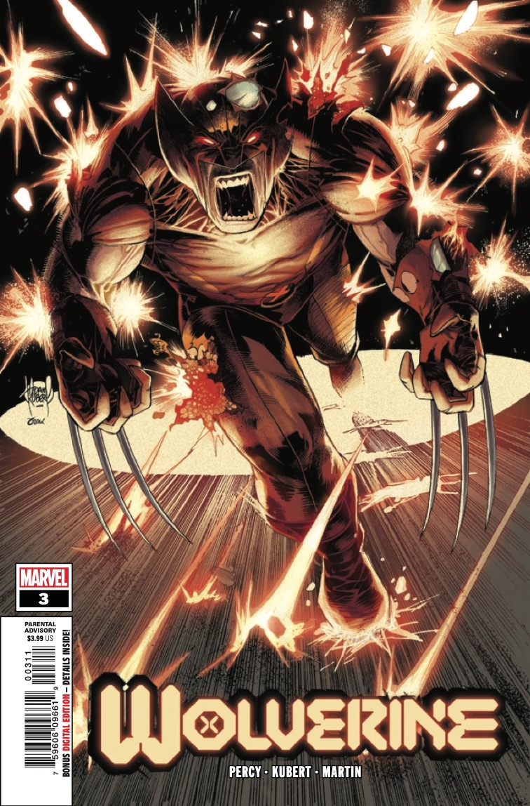 Marvel Preview: Wolverine #3