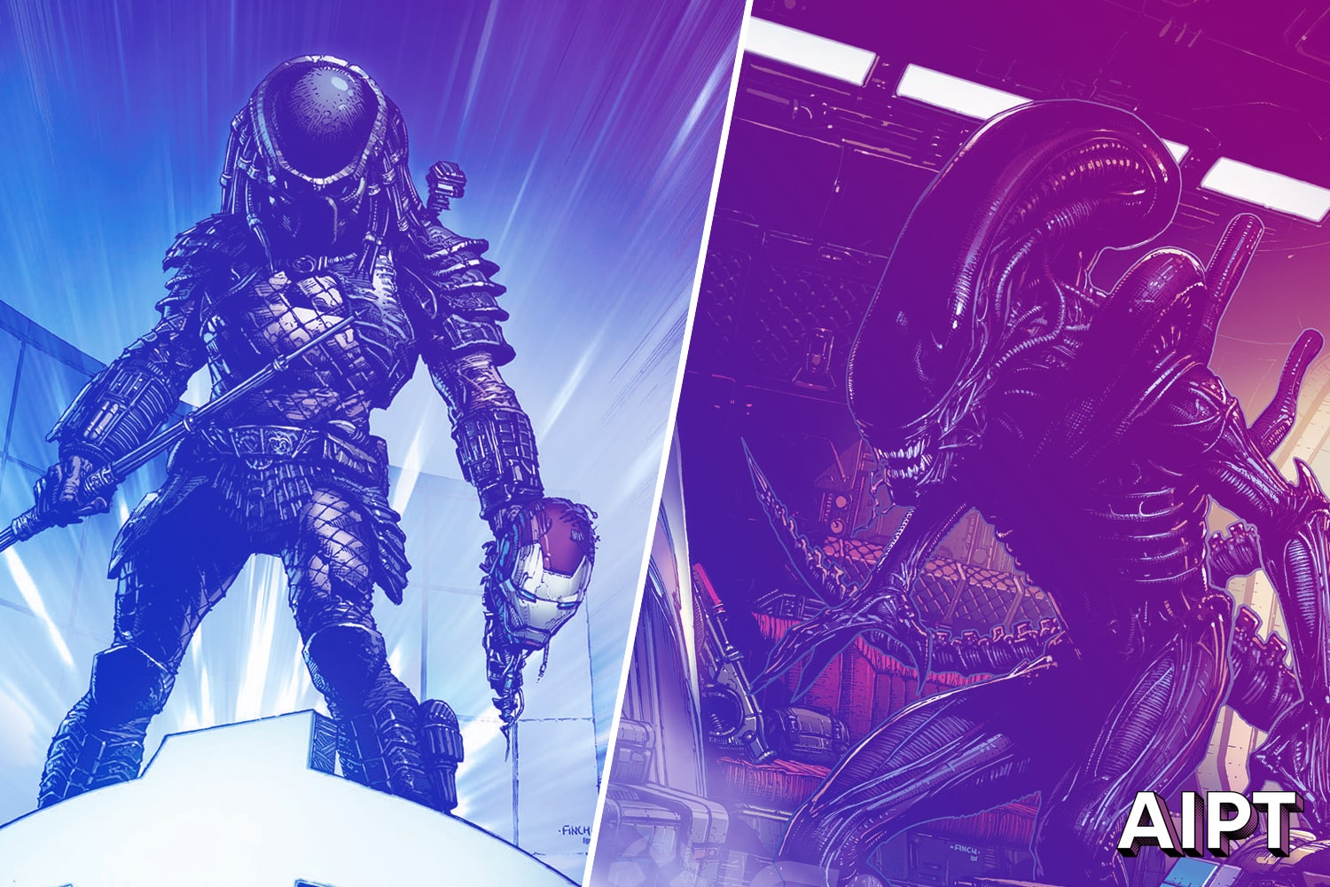 Marvel Comics empire grows with Alien and Predator comics on the way