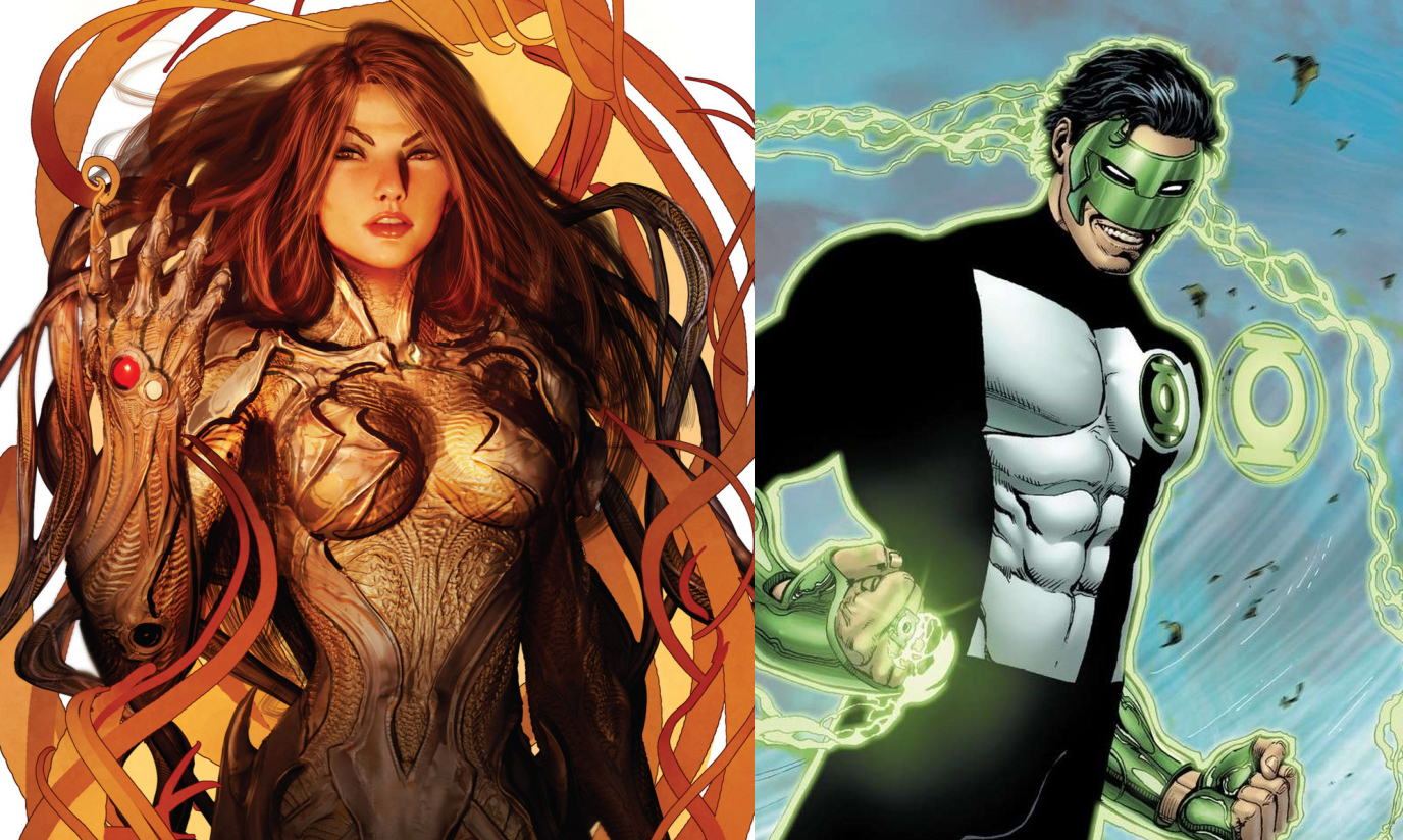 Witchblade, Green Lantern, and the implementation of legacy