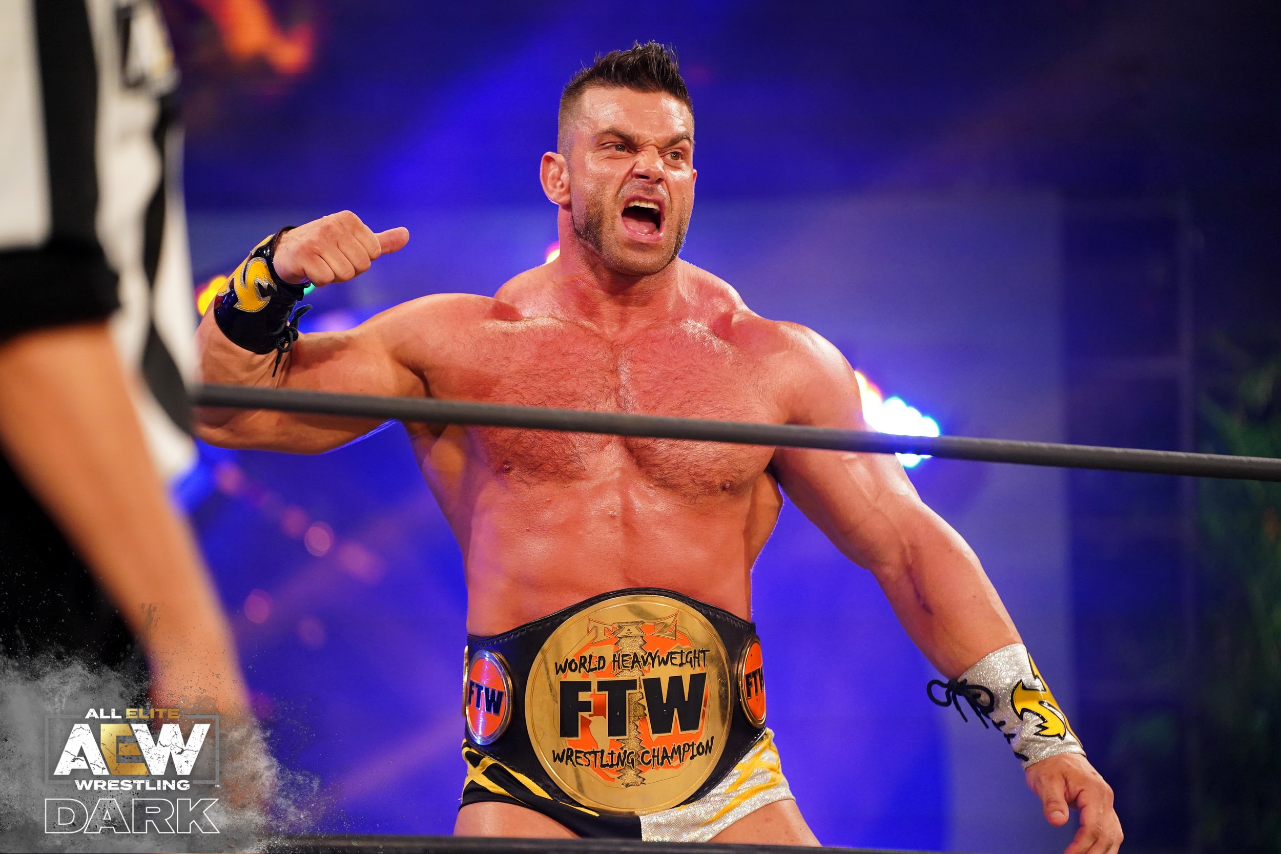 Brian Cage on why he chose AEW over WWE