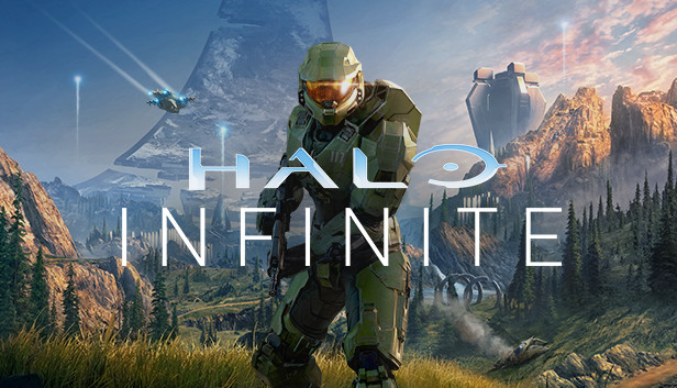 Microsoft showed off their first party games today, including Halo Infinite.