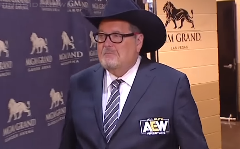 Jim Ross not a fan of AEW removing tag ropes and rules