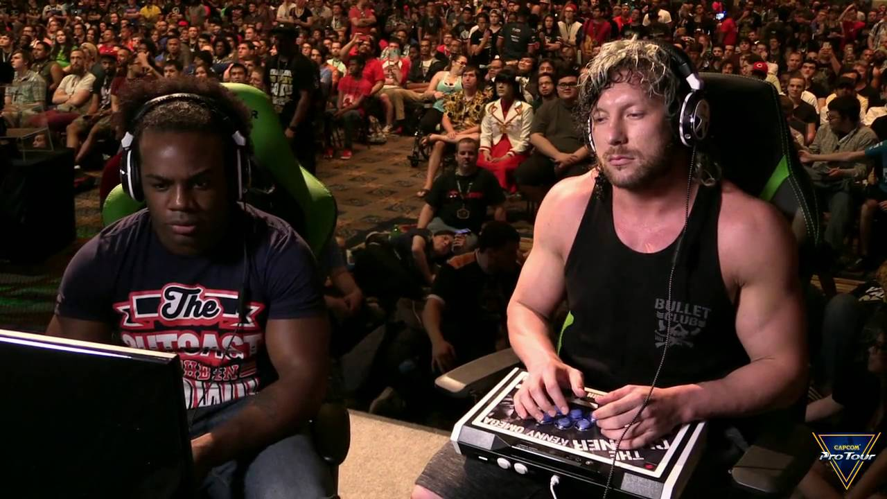 Kenny Omega provides update on AEW video game