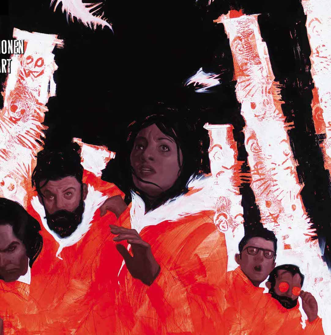 'Plunge' #5 review: Disturbing as it raises the stakes