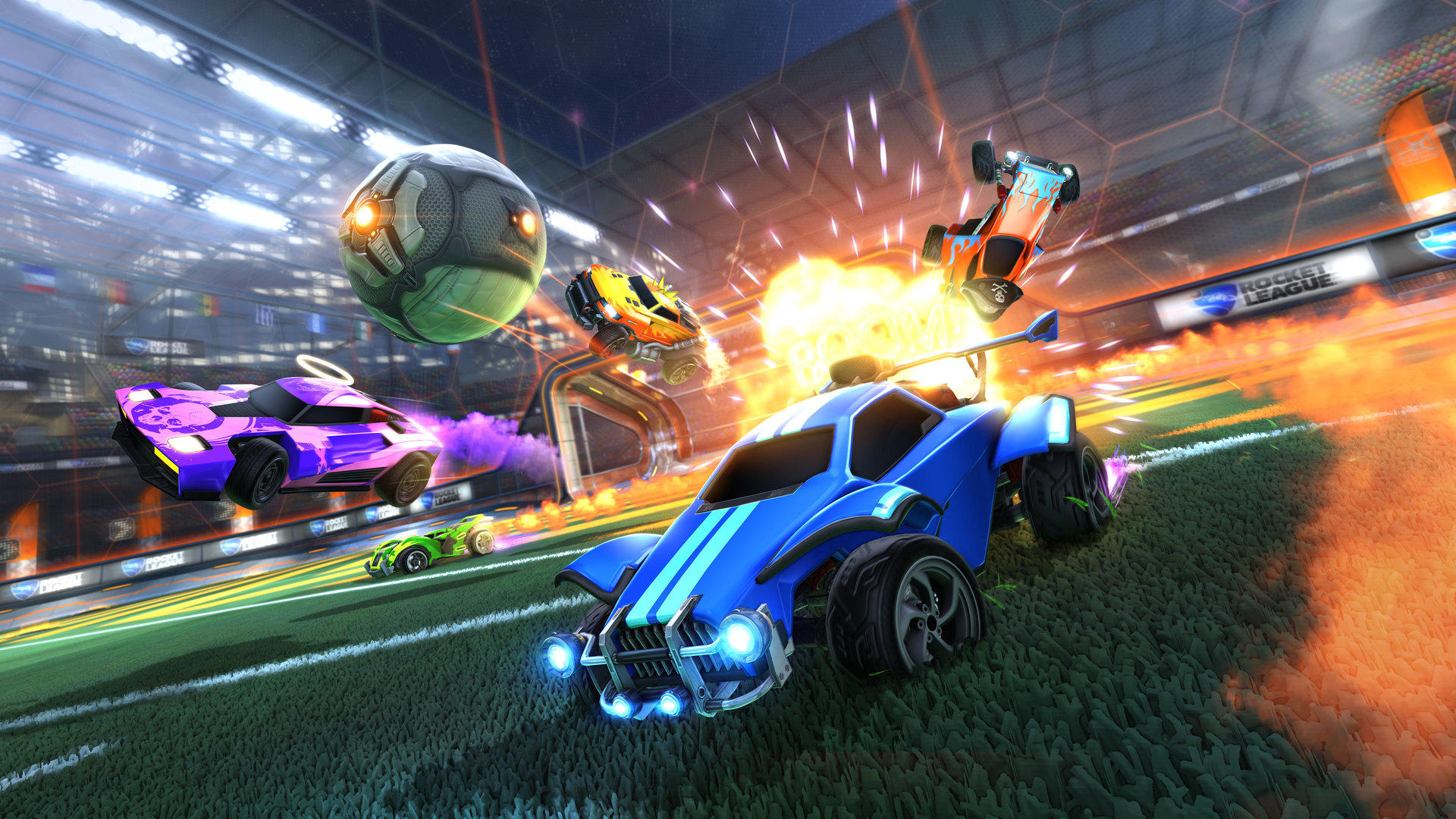 Psyonix is also moving their smash-hit from Steam to the Epic Games store.