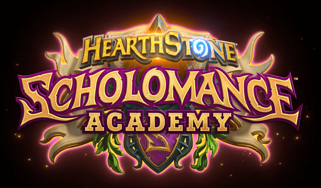 Scholomance Academy is Hearthstone's new expansion