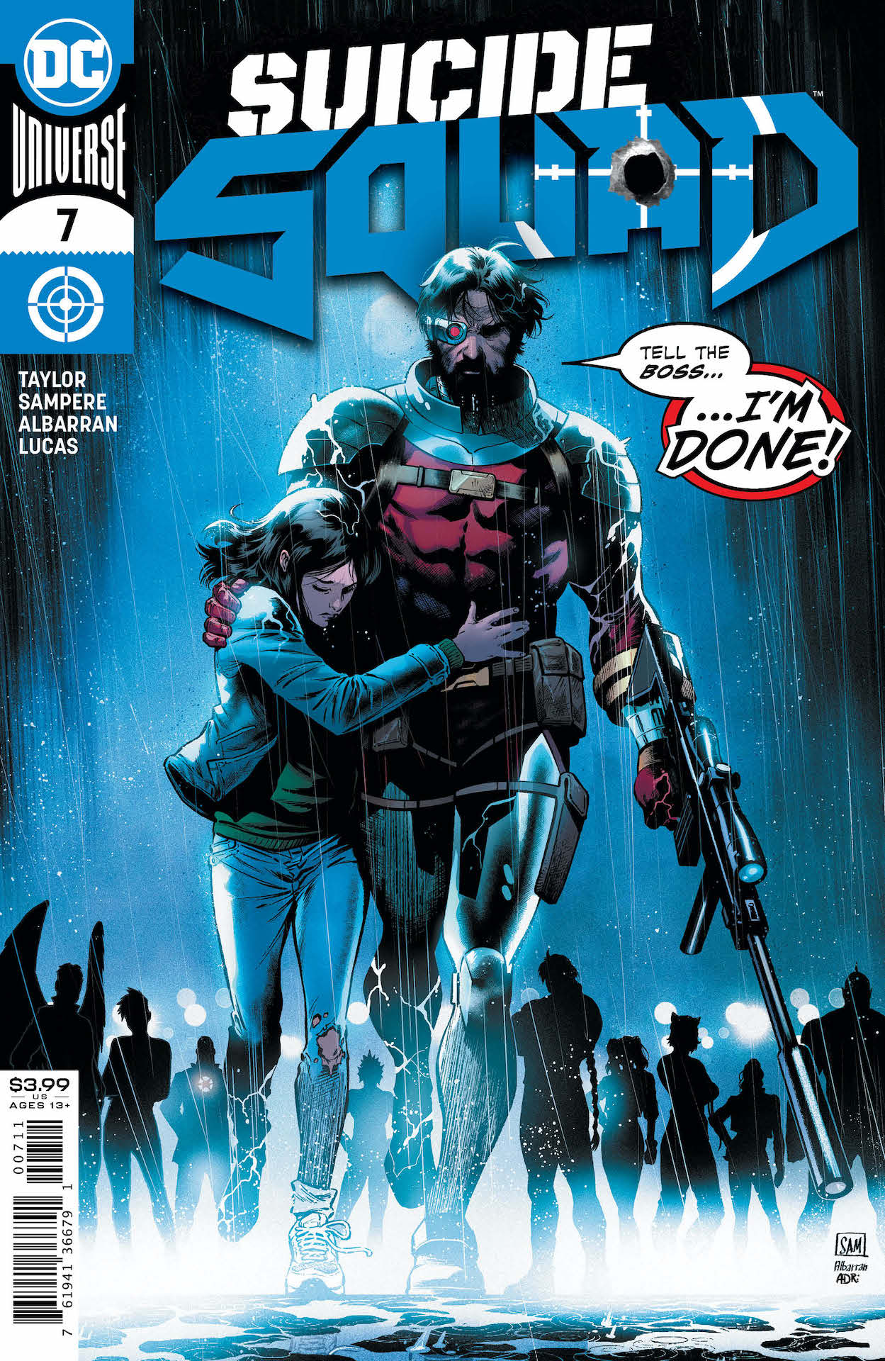 DC Preview: Suicide Squad #7