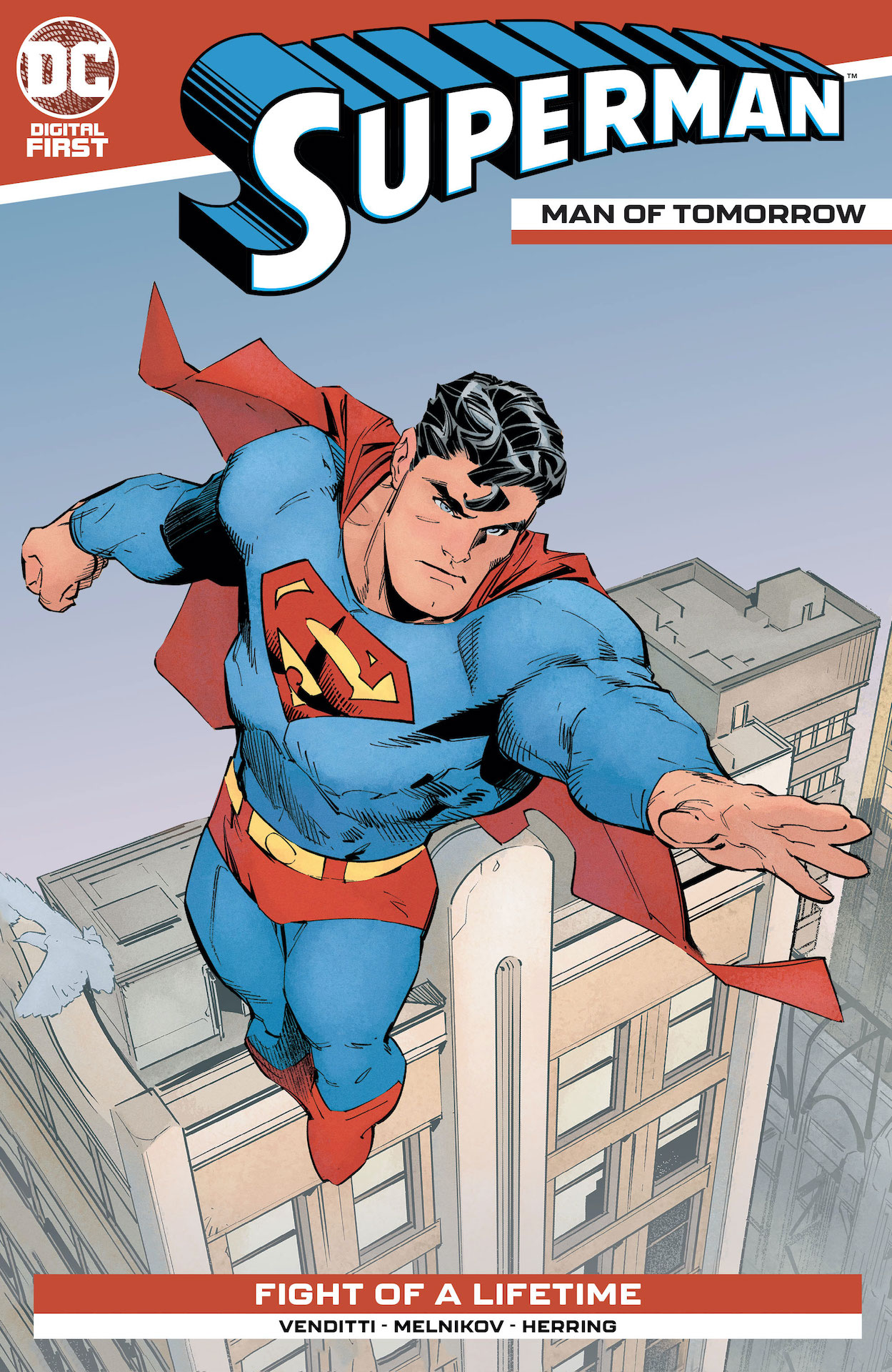 DC Preview: Superman: The Man of Tomorrow #11