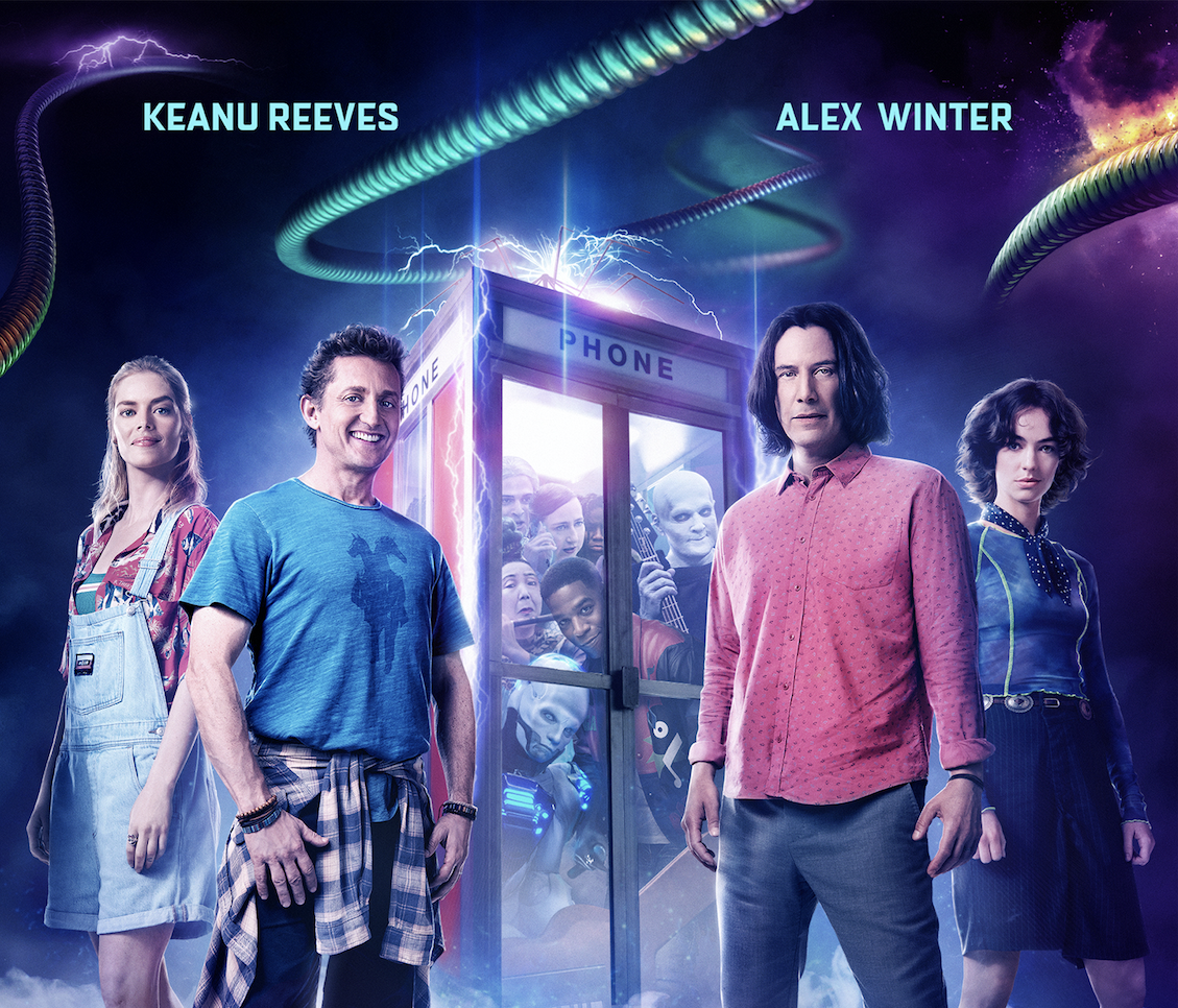 New 'Bill & Ted Face the Music' trailer and poster released