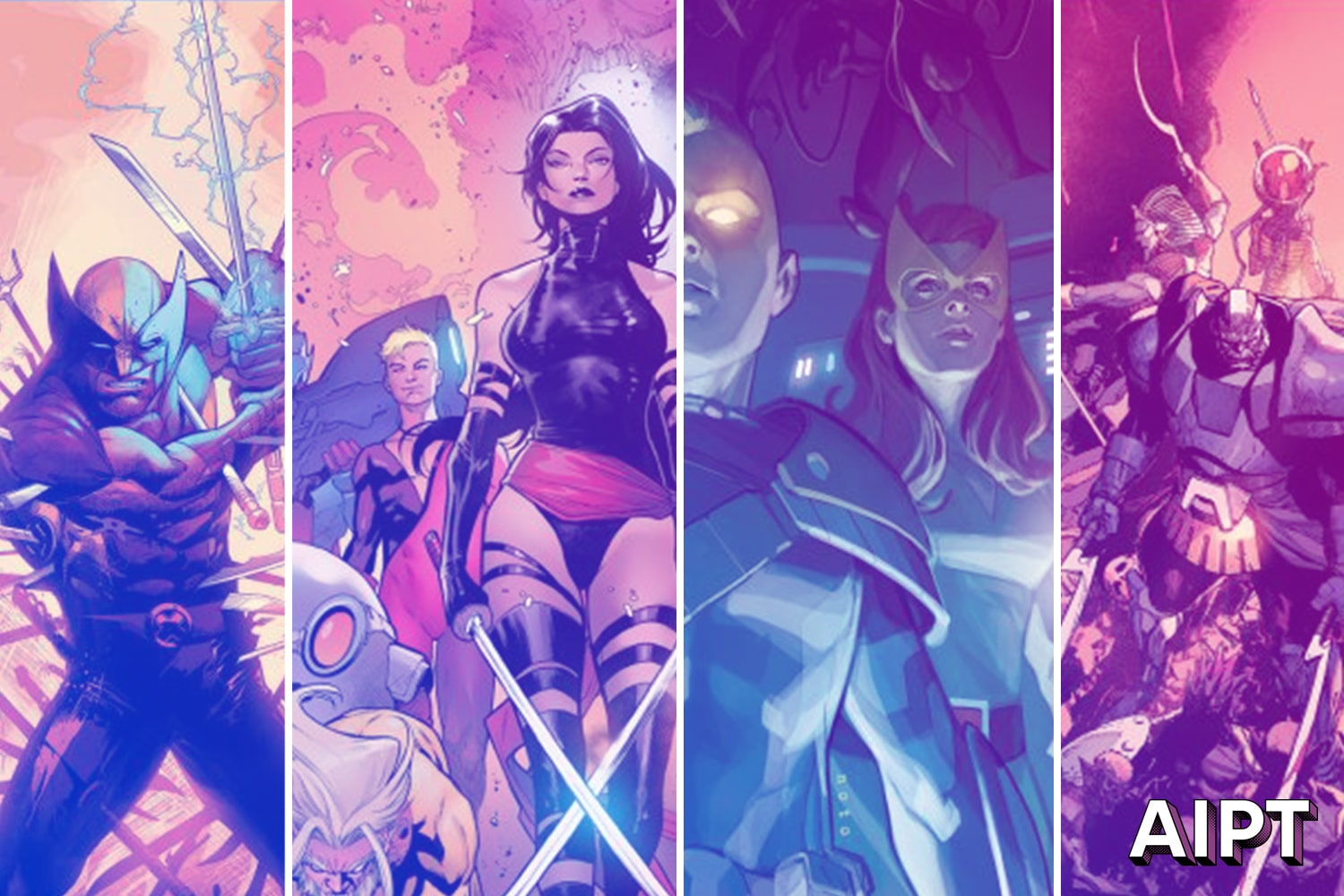 Marvel Comics shocks fans with October 'X of Swords' covers and details