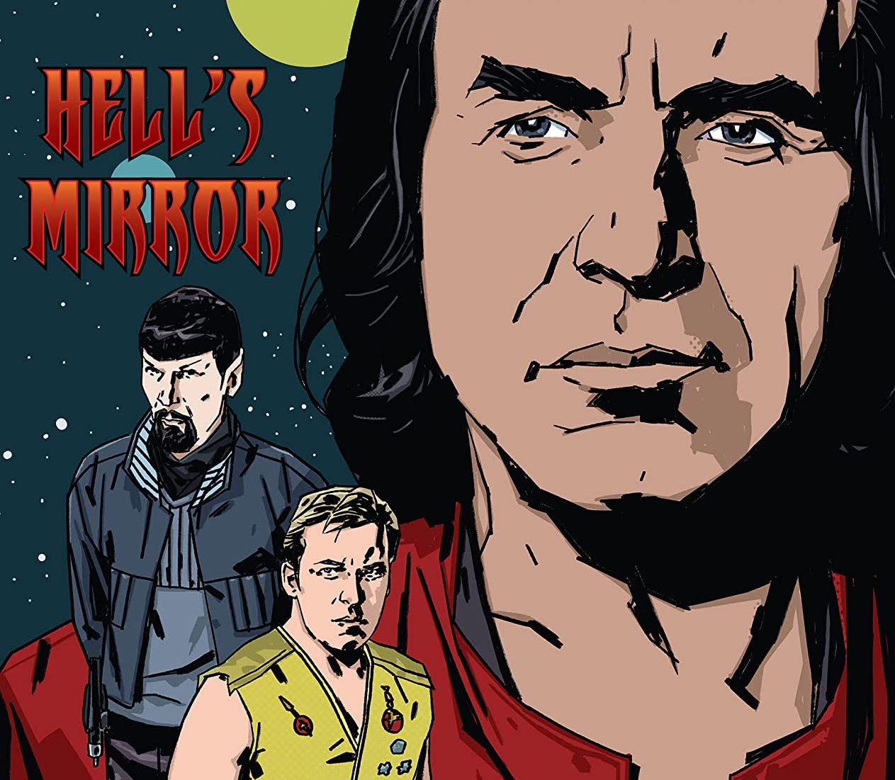 Star Trek: Hell's Mirror #1