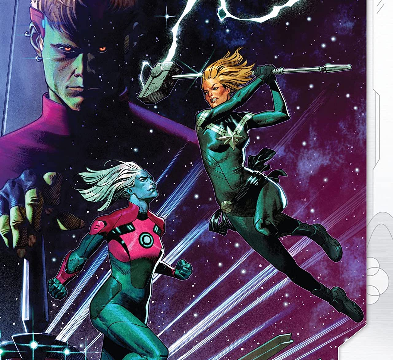 EXCLUSIVE Marvel Preview: Captain Marvel #19