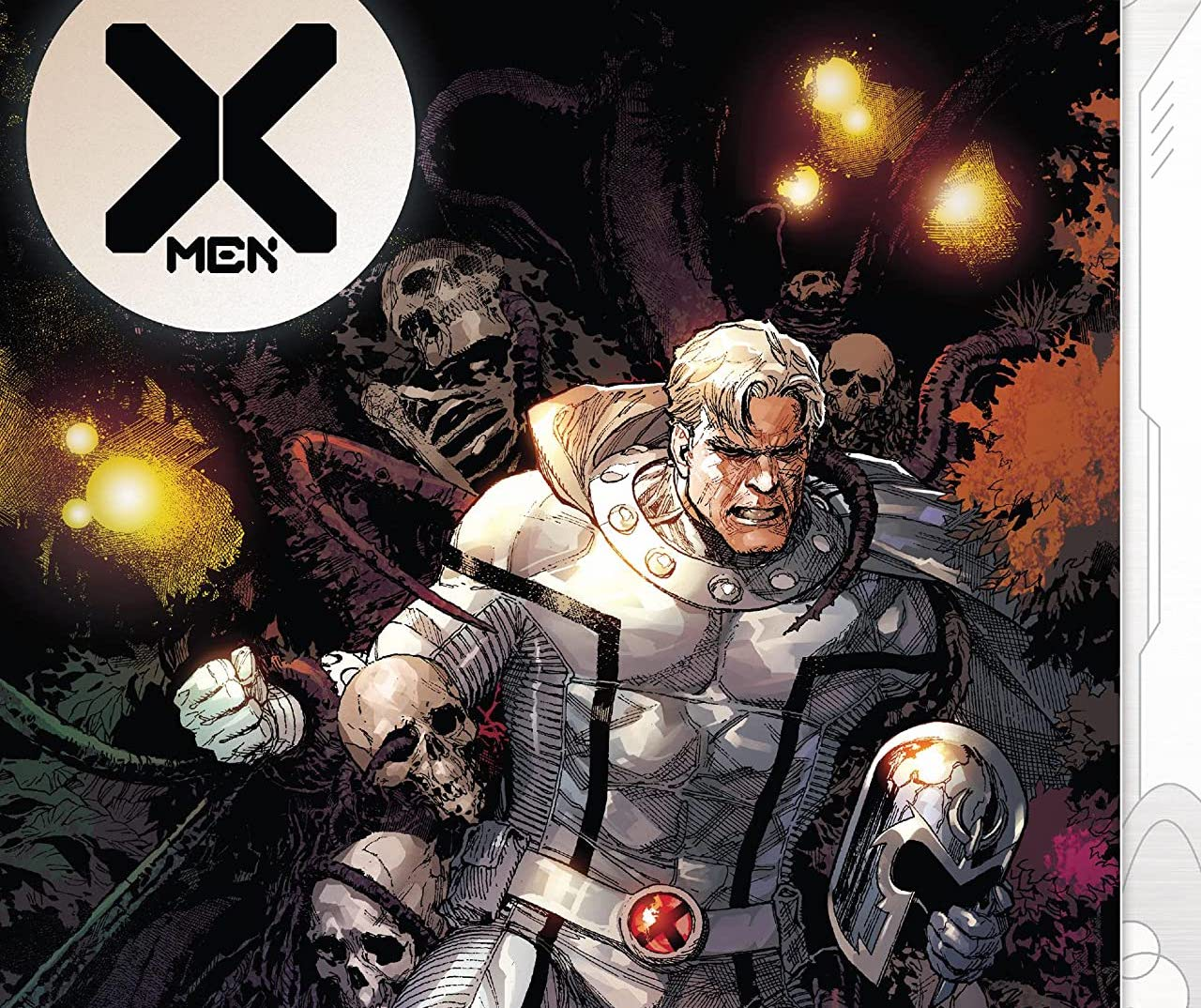 Forget the fastball special and witness a new maneuver in 'X-Men' #11