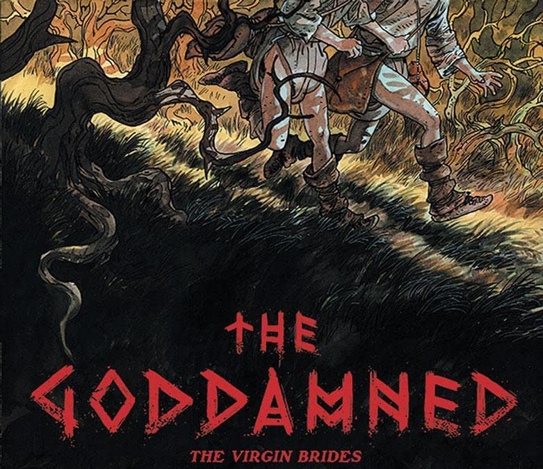 'The Goddamned: The Virgin Brides' #2 review
