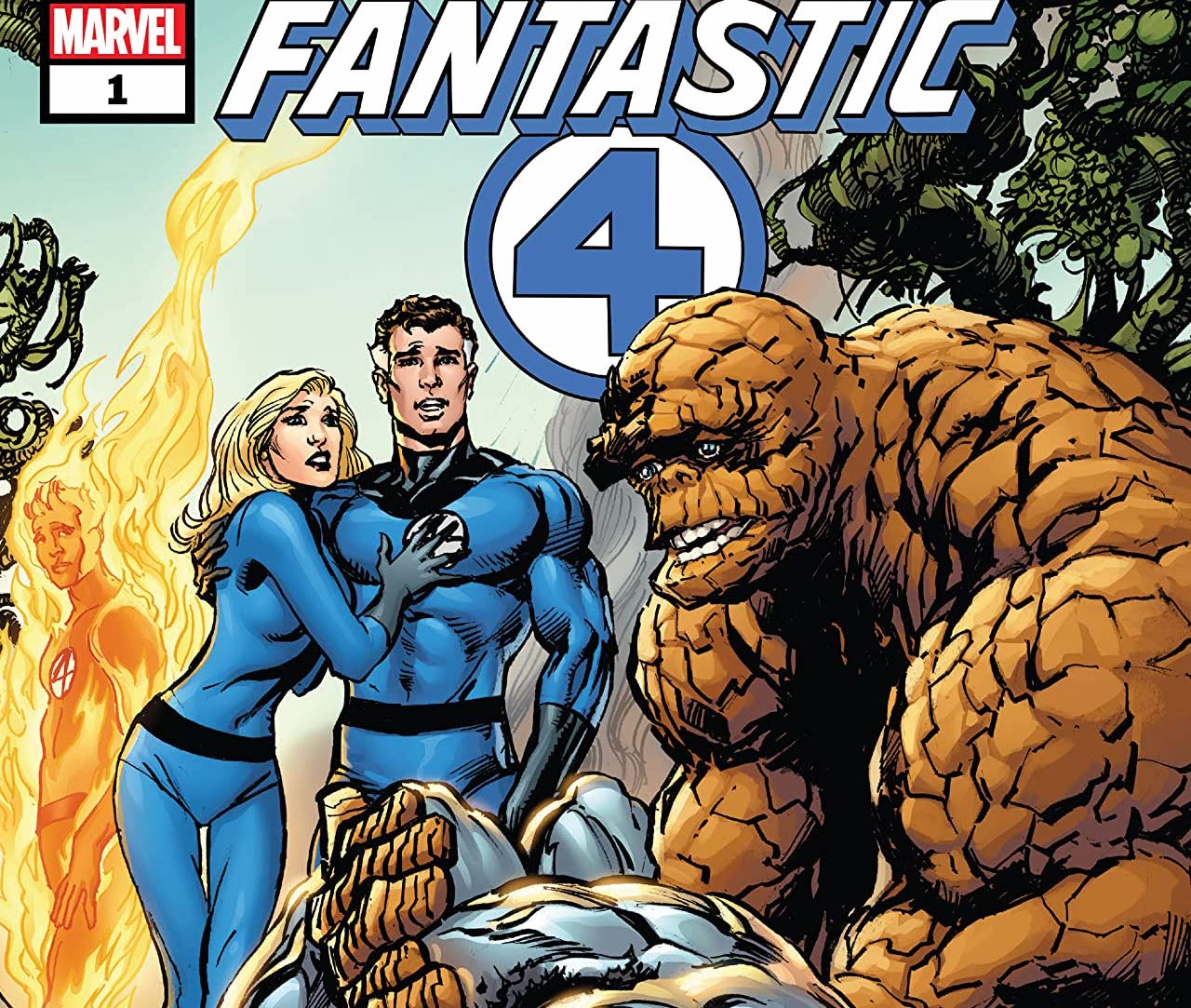 'Fantastic Four: Antithesis' #1 review