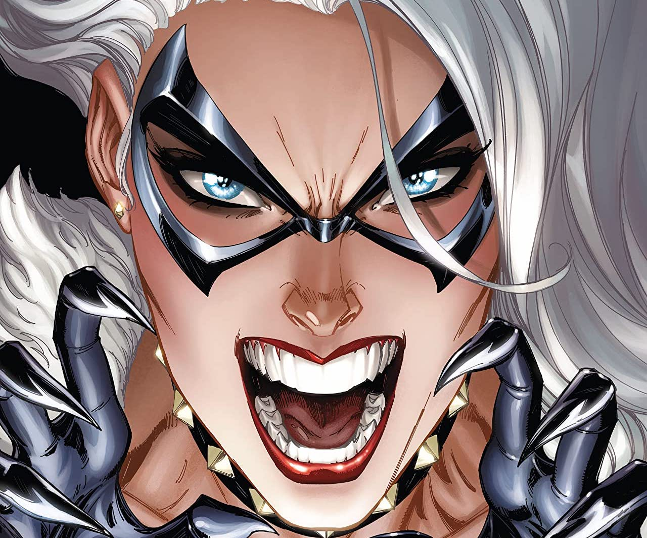 Get to see all the different sides of Black Cat in this second volume.