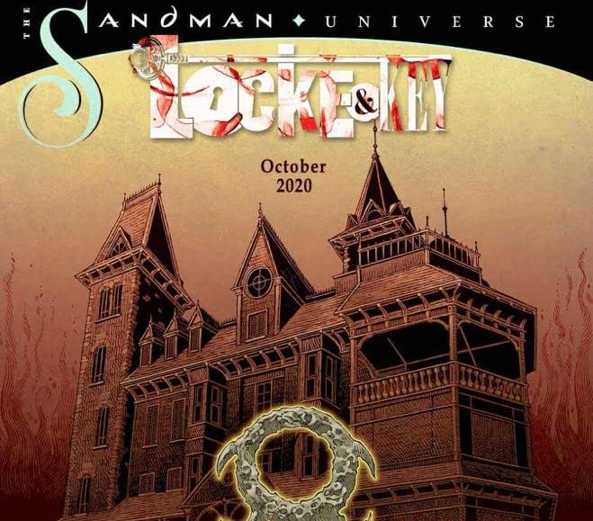 'Locke & Key / The Sandman Universe: Hell & Gone' crossover coming this November